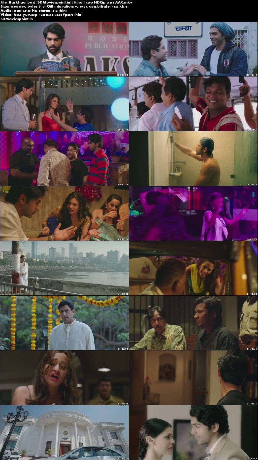 Screen Shots Barkhaa 2015 Full HD Movie Download Free Hindi 720p