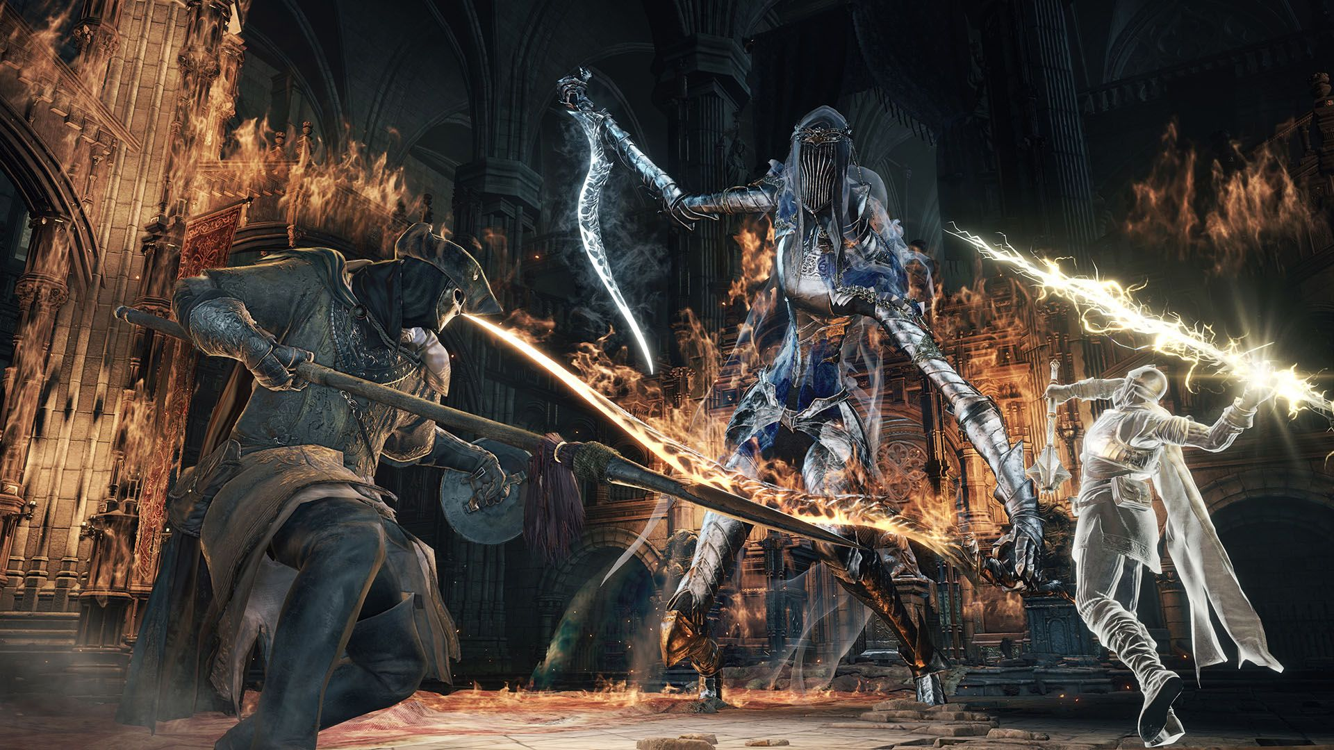 Dark Souls 3: Deluxe Edition [v 1.09 + 1 DLC] | PC | RePack от xatab