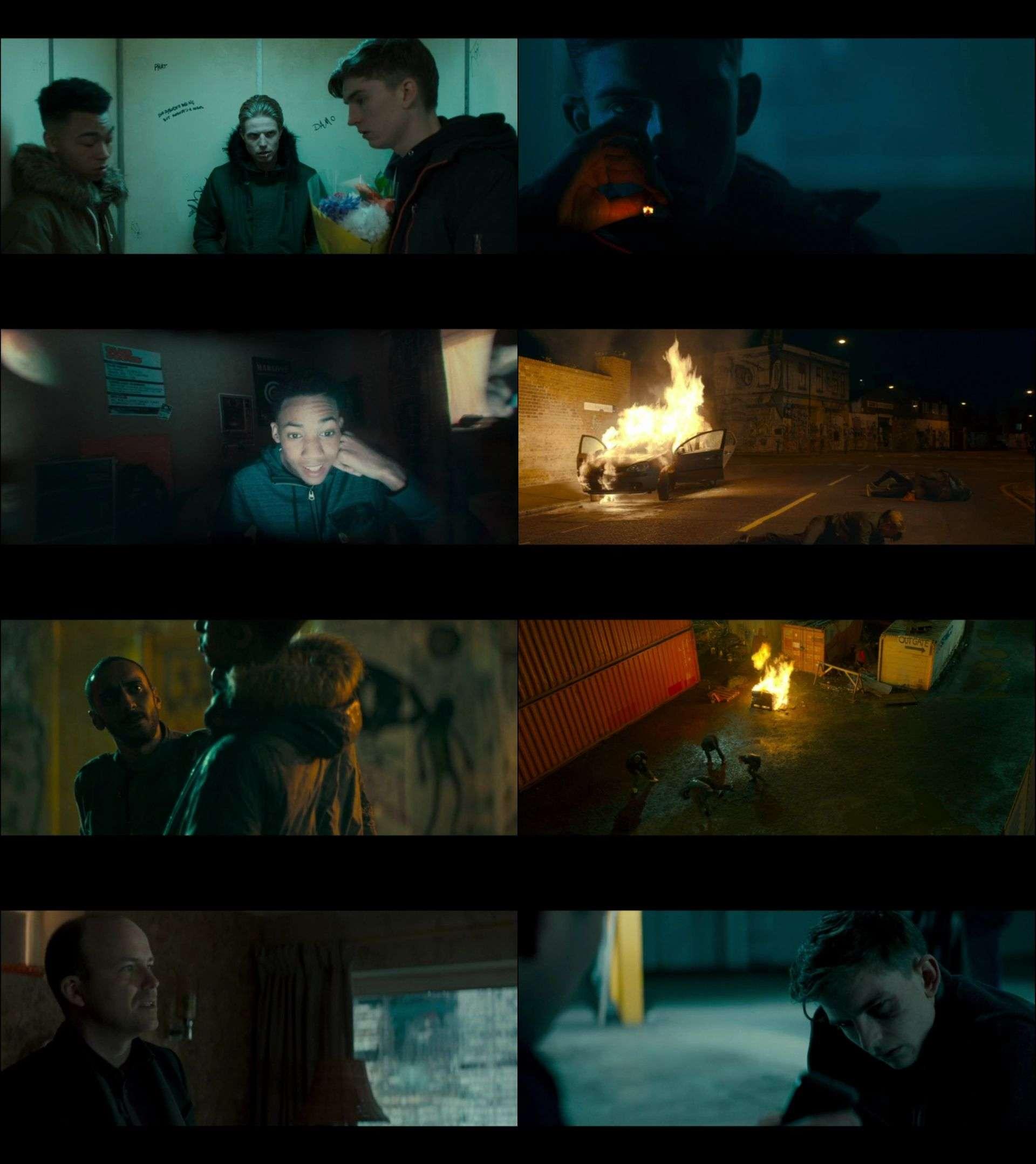 iBoy (2017) türkçe dublaj film indir