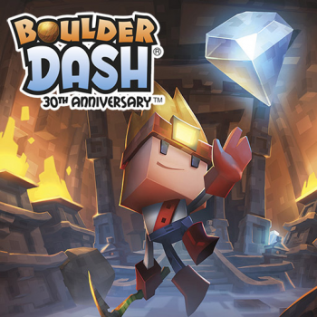 Boulder Dash - 30th Anniversary | PC | Лицензия