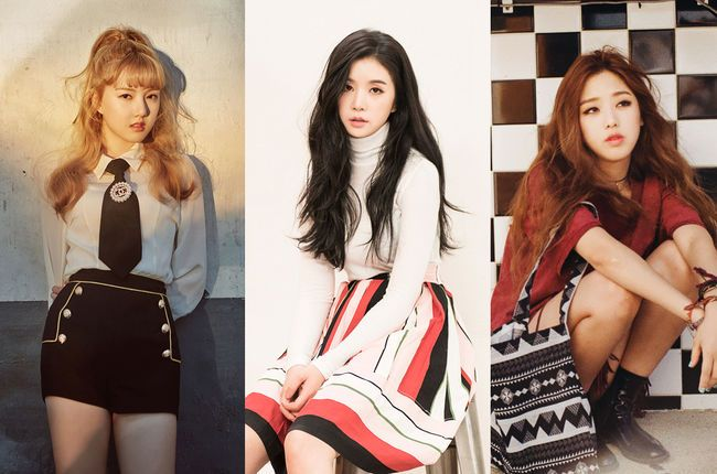 FIESTAR's Cao Lu, GFRIEND's Yerin, And Rapper Kisum To Come Together For A Collaboration Song