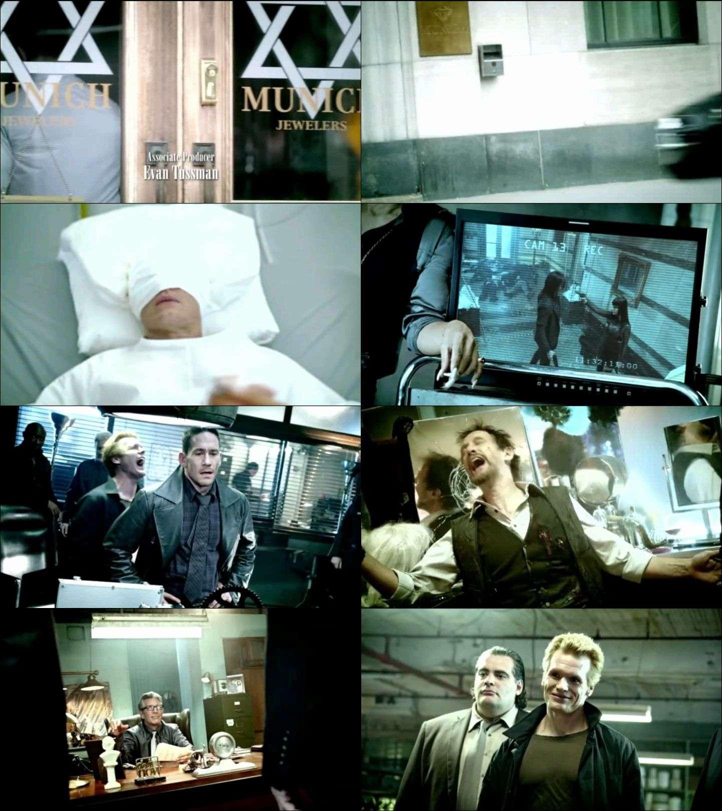 Bullet in the Face (2012–) Mini Dizi Tüm Bölümler türkçe dublaj indir