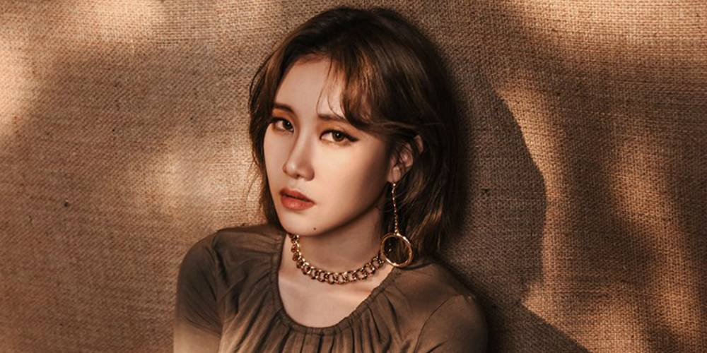 More sexy teaser images revealed for FIESTAR Yezi's digital single