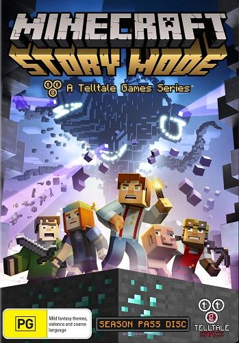 Minecraft: Story Mode - A Telltale Games Series (Episode 1-6) | PC | GOG