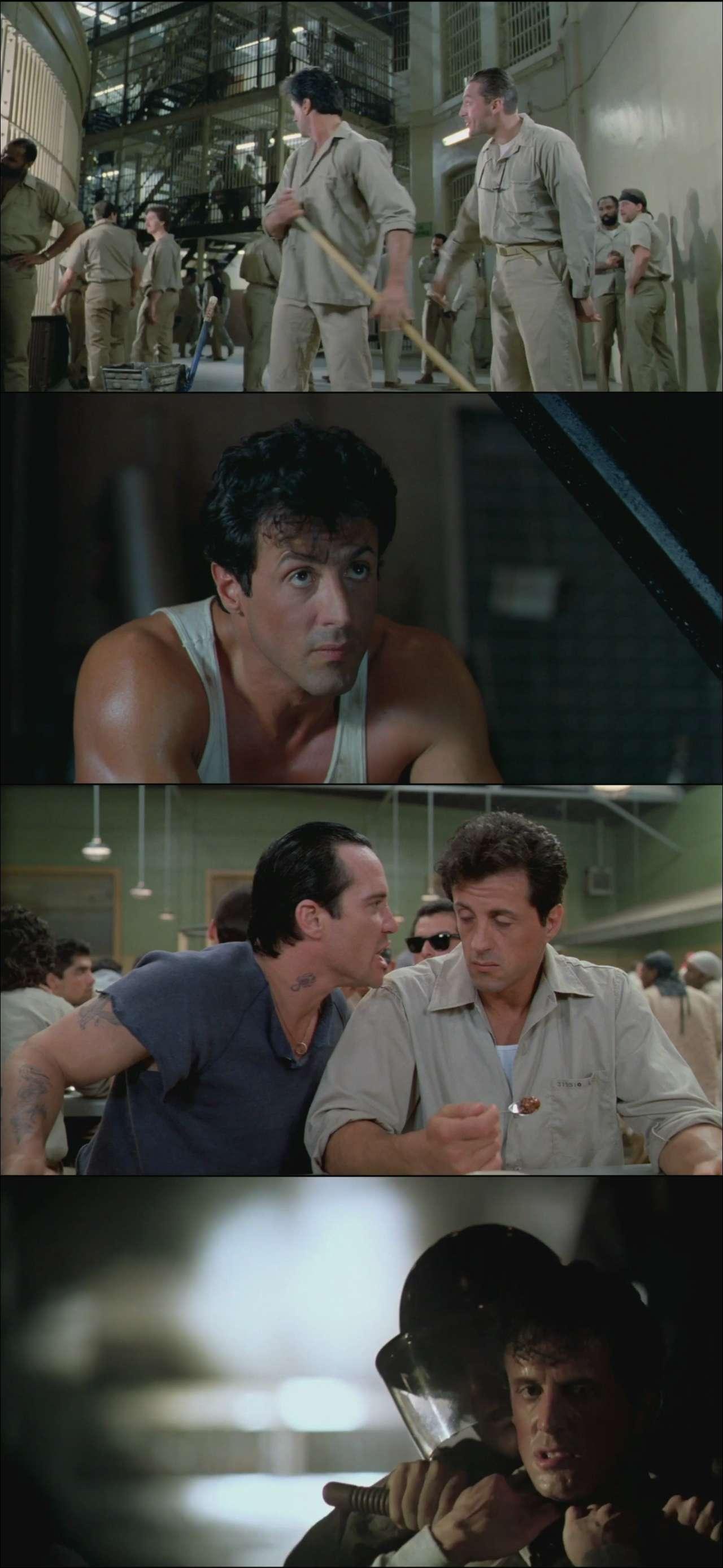 Hür Kan - Lock Up (1989) türkçe dublaj film indir