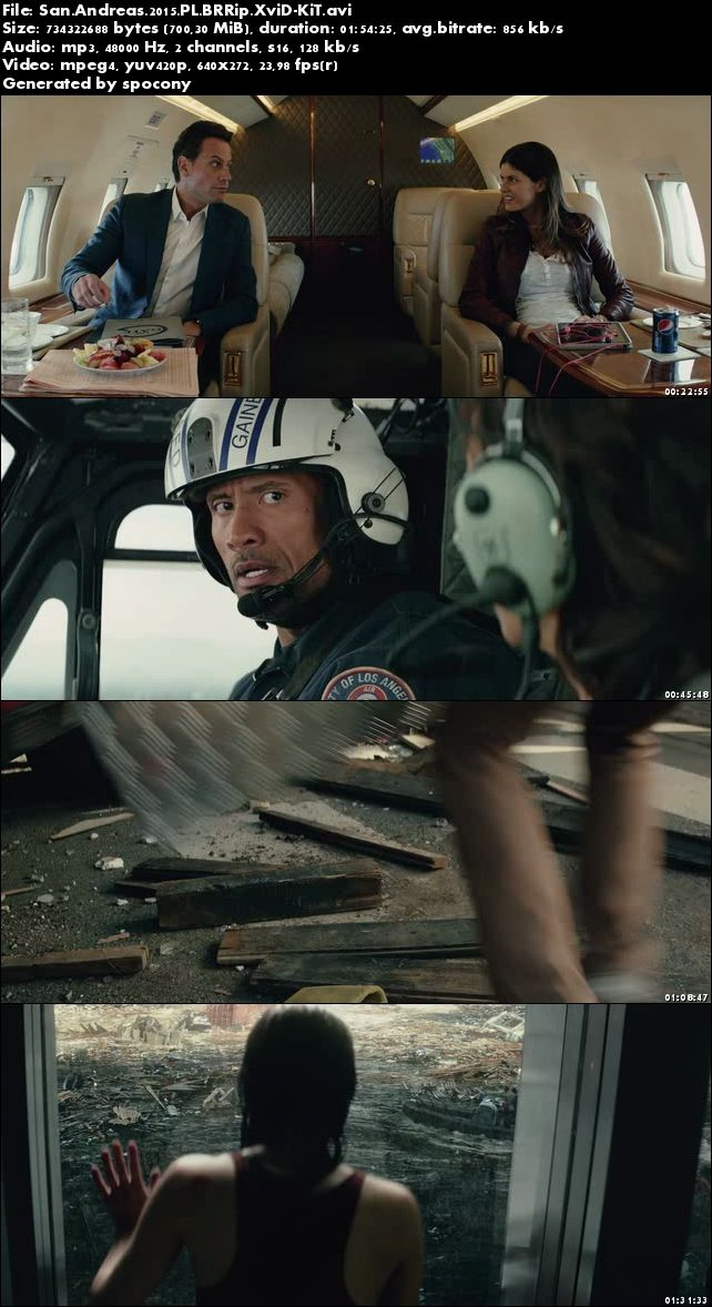 San Andreas (2015) PL.BRRip.XviD-KiT [Lektor PL]