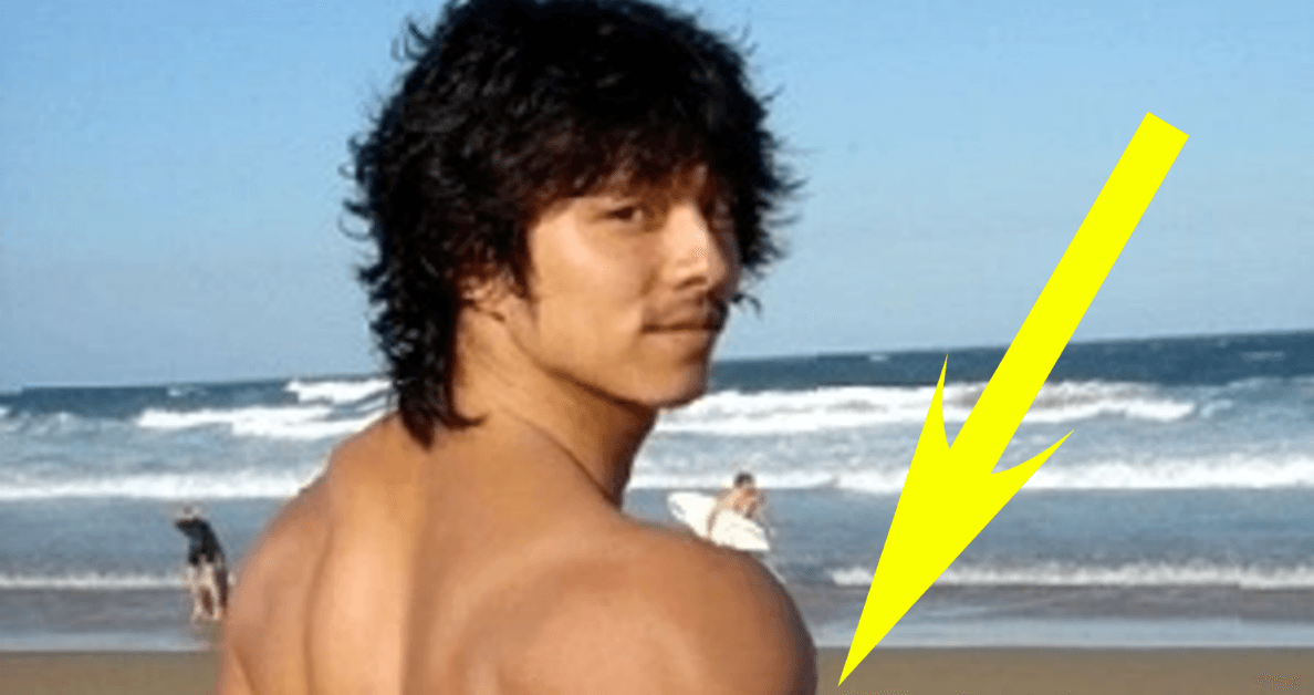 You Probably Didn't Know Gong Yoo Was THIS Ripped