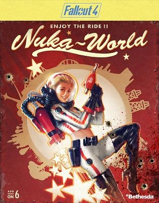 Fallout 4 - Update v1.7 incl. DLC Nuka-World | PC | DLC