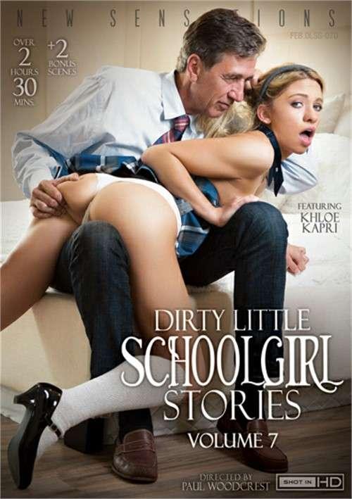 Грязные Истории Школьниц 7 | Dirty Little Schoolgirl Stories 7
