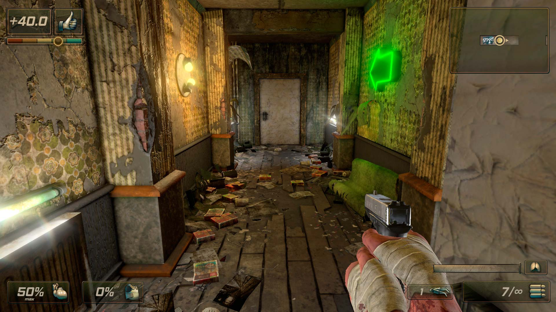 Killing Room [v1.37.1] | PC | RePack от Saverneo