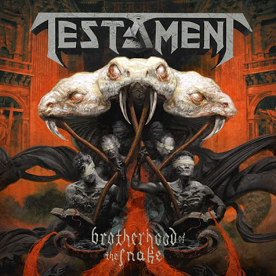 Testament - Brotherhood of the Snake [Limited Edition] | FLAC