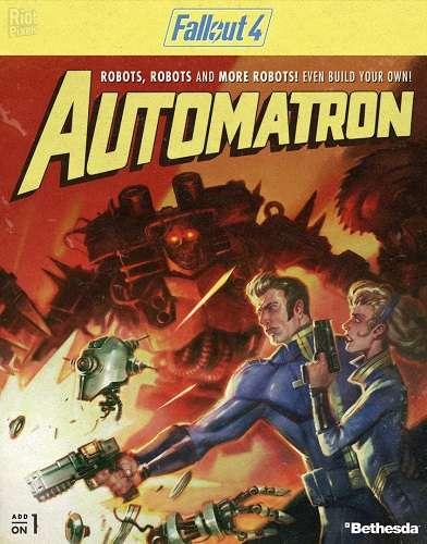 Fallout 4: Automatron | PC | DLC