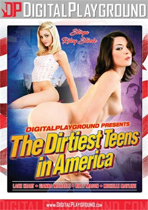Самые Грязные Подростки В Америке | The Dirtiest Teens In America