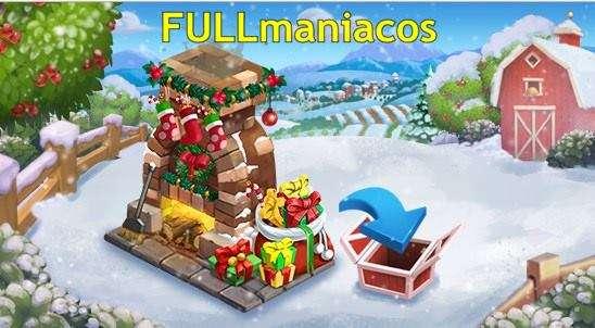 """Farmville 2 Nueva Cnstruccion """"El Rincon de los Regalos"""""""