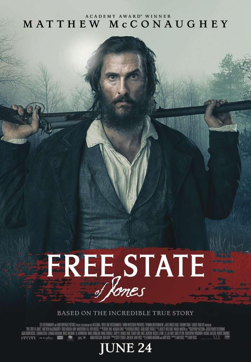 Свободный штат Джонса | WEB-DL 1080p | L