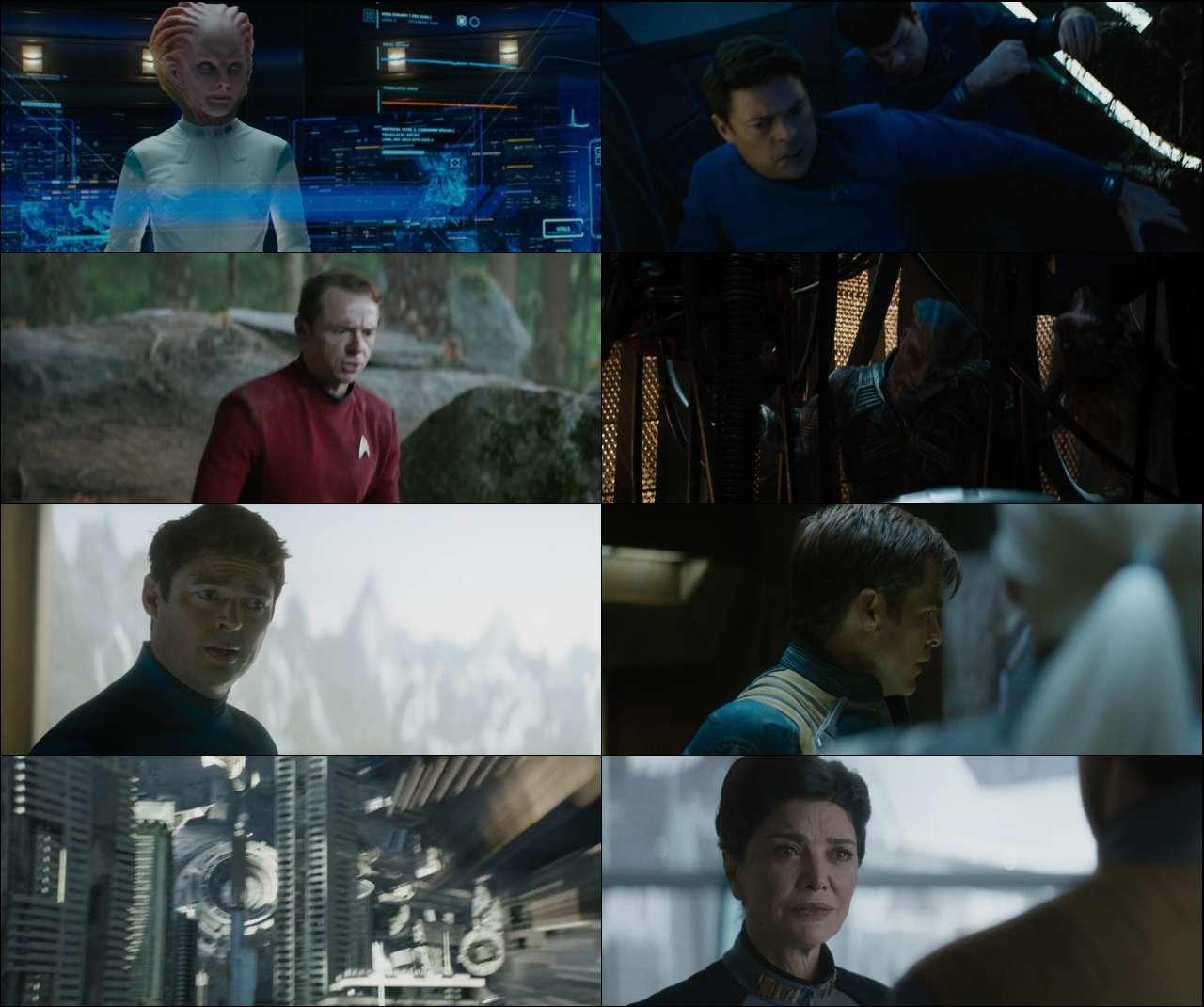 Star Trek Sonsuzluk - Star Trek Beyond (2016) türkçe altyazılı film indir