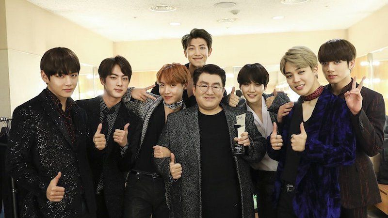 Bang Shi Hyuk Talks About BTS' Success And BigHit's Future Plans
