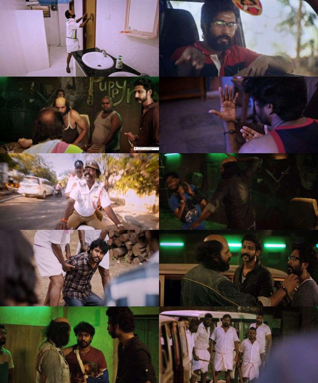 Peechaankai (2017) Tamil - 720p - HDRip - x264 - DD5.1-MTR