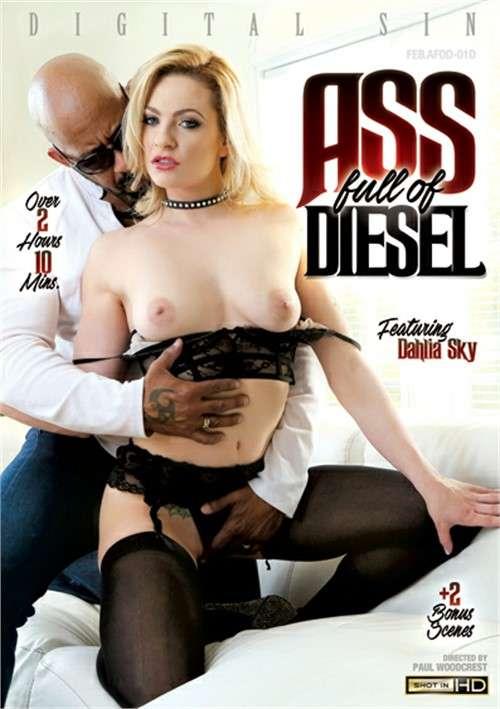 Заполненная Задница Дизелем | Ass Full Of Diesel