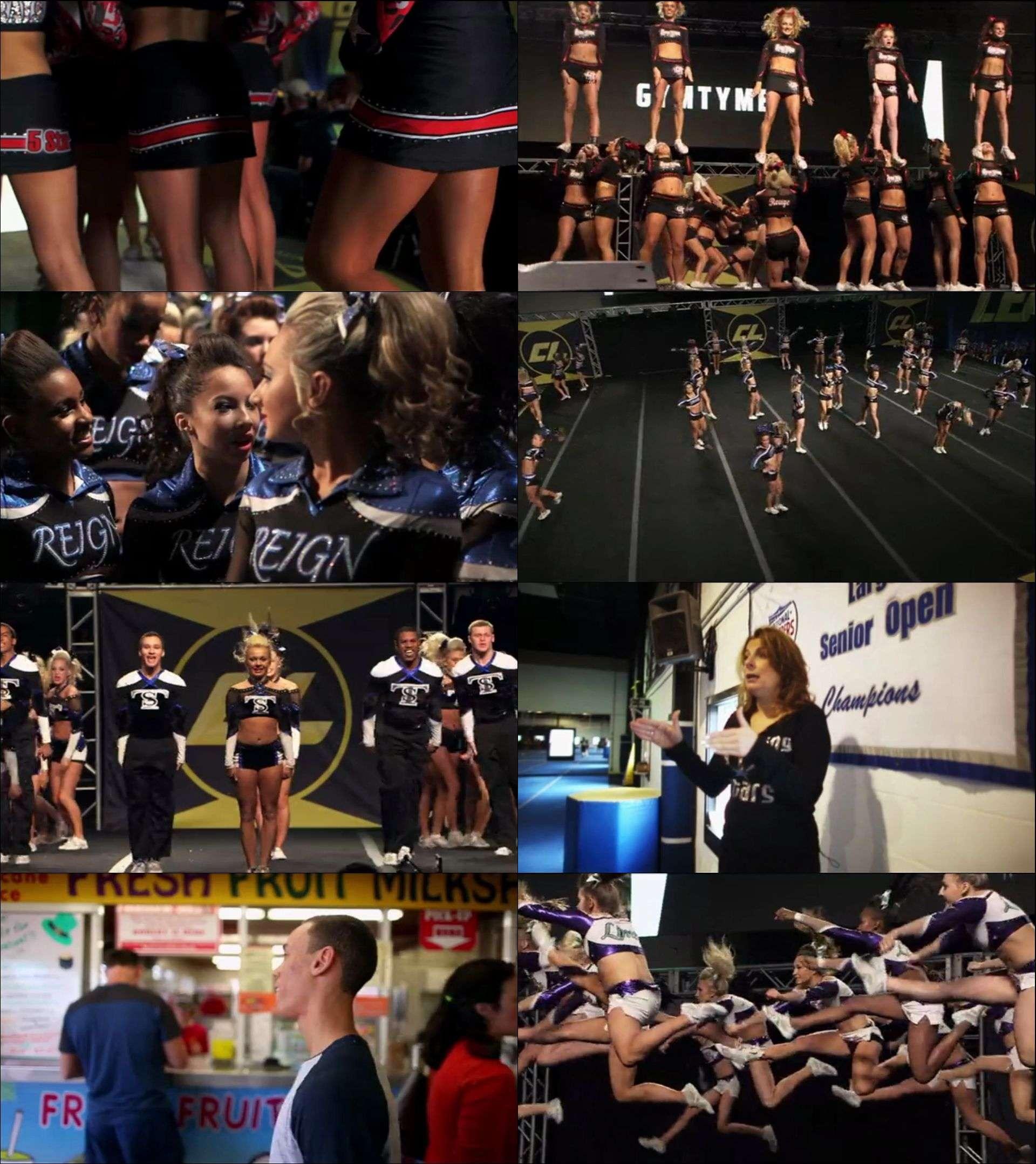 Nfinity Champions League Cheerleading Event (2014) türkçe dublaj belgesel indir
