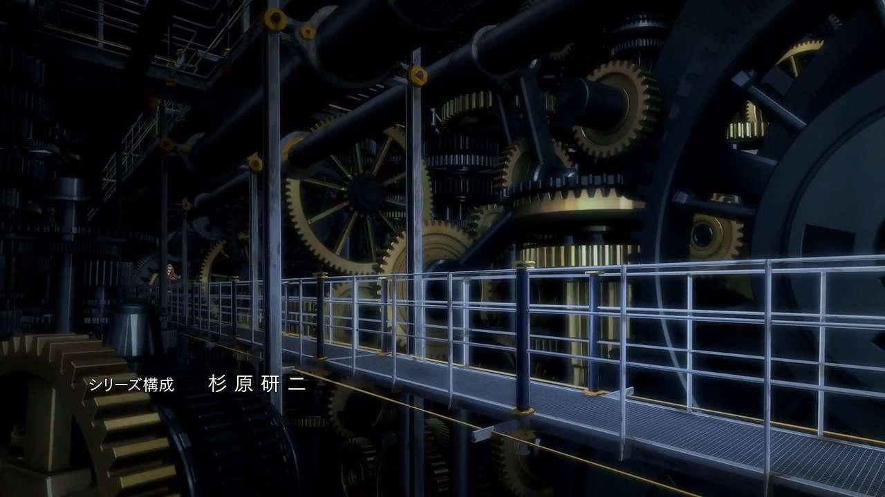 Механическая Планета [01-12 серии из 12] | HDTVRip 720p | AniLibria