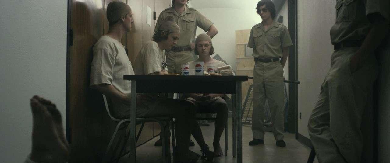 Тюремный эксперимент в Стэнфорде | BDRip 720p | Чистый звук