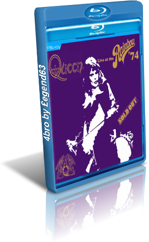 Queen - Live At The Rainbow '74 (2014).mkv BDRip 480p x264 DTS ENG