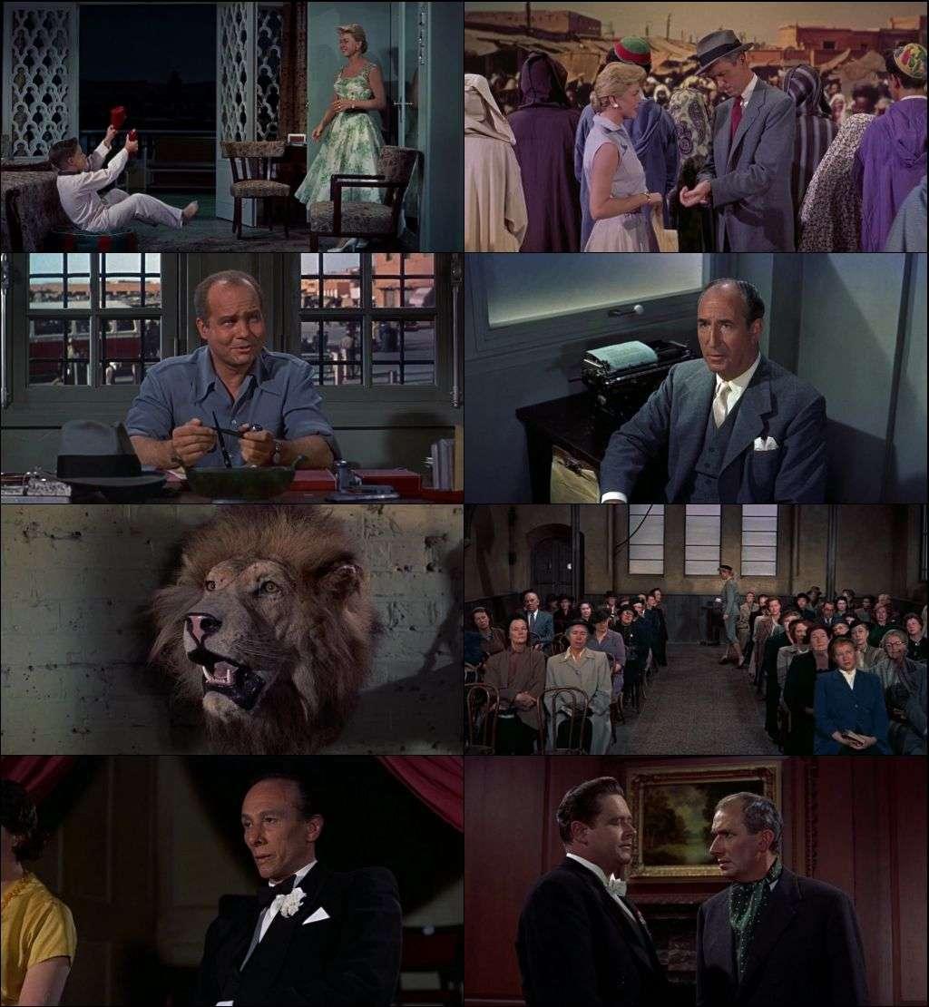 Çok Şey Bilen Adam - The Man Who Knew Too Much (1956) türkçe dublaj hd film indir