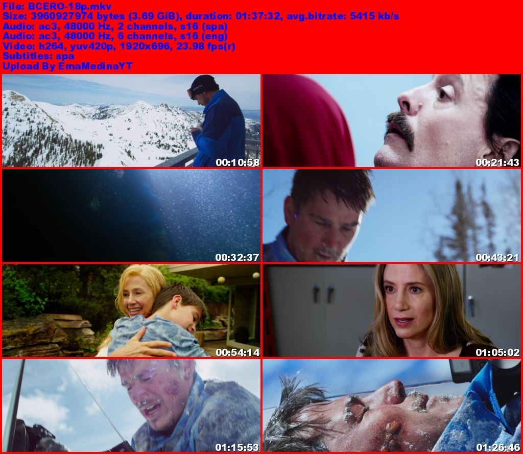 Bajo cero milagro en la montaña [2017] [HD 1080p y 720p] [Latino] [MG+]