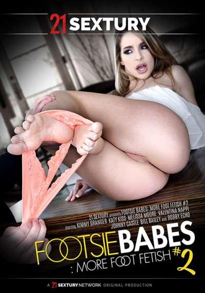 Больше Фут Фетиша 2 | Footsie Babes: More Foot Fetish 2