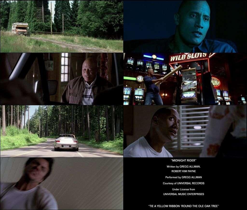 Yolun Sonu  Walking Tall (2004) türkçe dublaj hd film indir