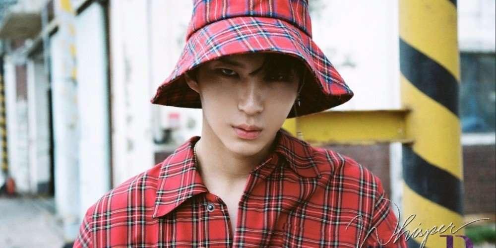 VIXX LR Drops Fierce Concept Photos Of Leo For 2nd Mini Album Whisper