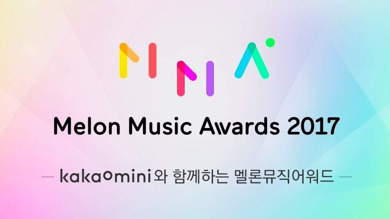 2017 Melon Music Awards Announces Nominees For Category Awards + Voting Begins