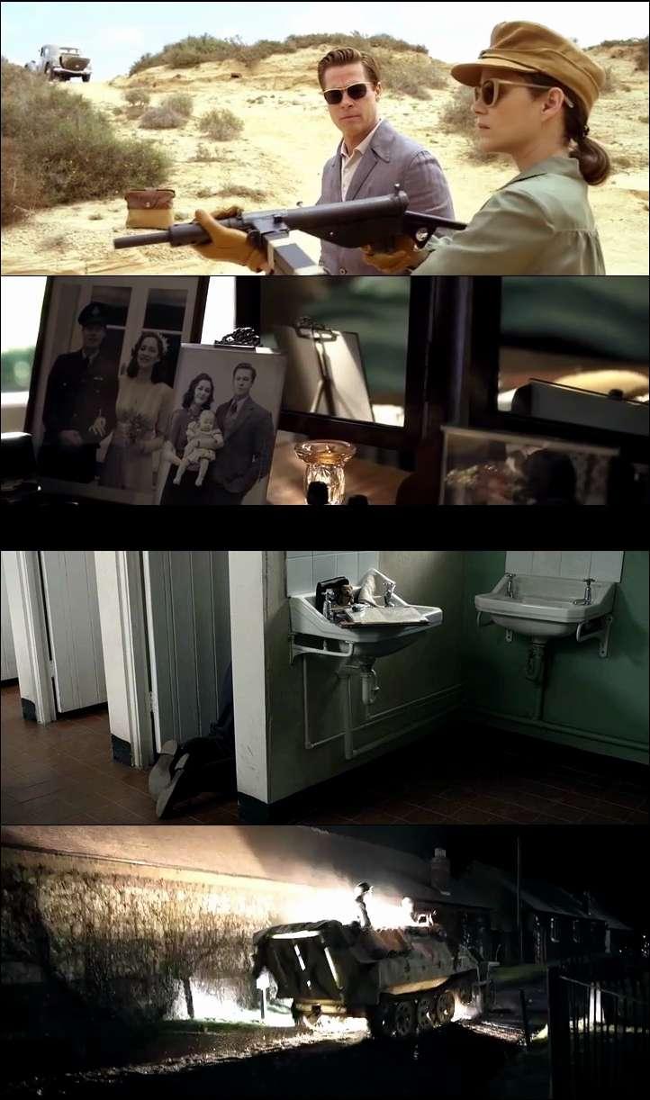 Müttefik - Allied (2016) full türkçe altyazılı film indir