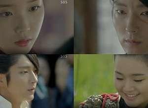 [TV온에어] '달의 연인' 광종 될 이준기, 이지은에 박력고백 '넌 내 사람'