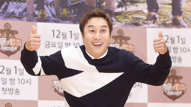 """Kim Byung Man Opens Up About Returning To """"Law Of The Jungle"""" After His Spinal Injury"""