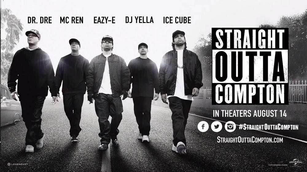 Ban Nhạc Rap Huyền Thoại, Straight Outta Compton 2015