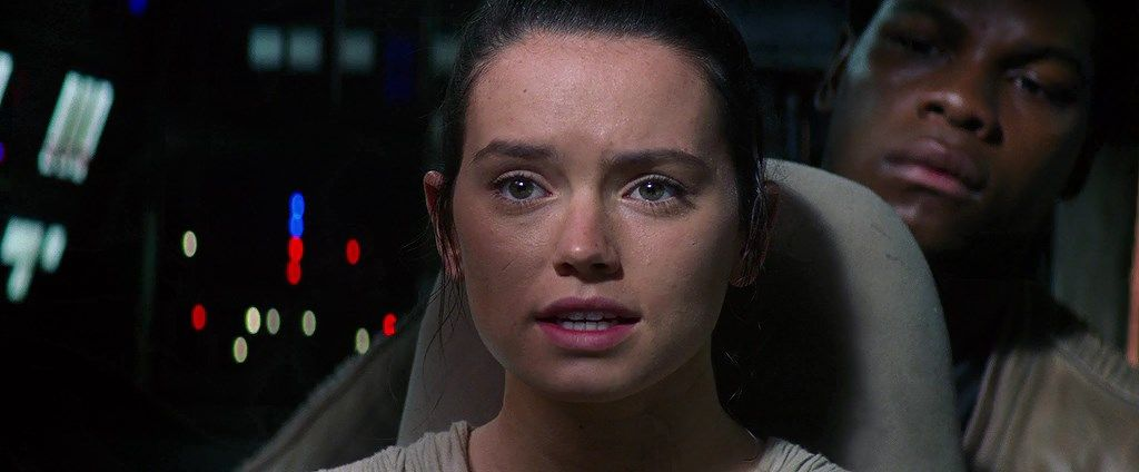 Звёздные войны: Пробуждение силы  (2015) BDRip-AVC 60 Fps | Лицензия