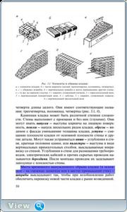Печные работы (А.С. Стаценко, В.В. Иванченко)