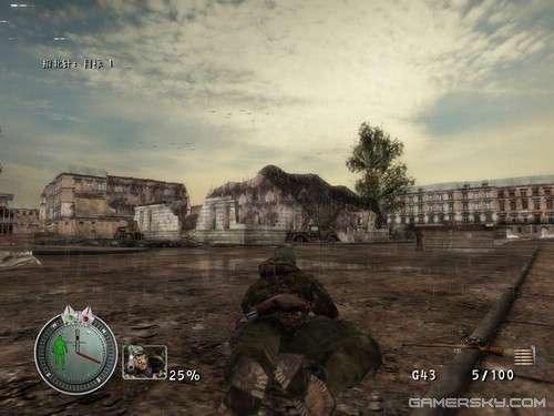 狙擊精英:柏林1945