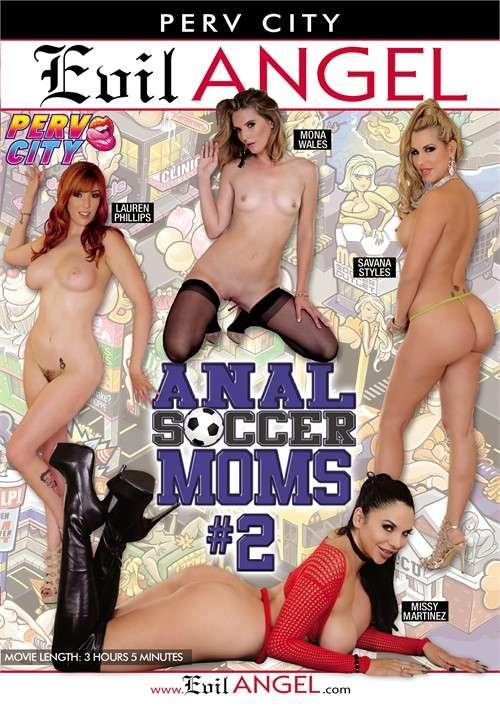 Постер:Анальные Футбольные Мамочки 2