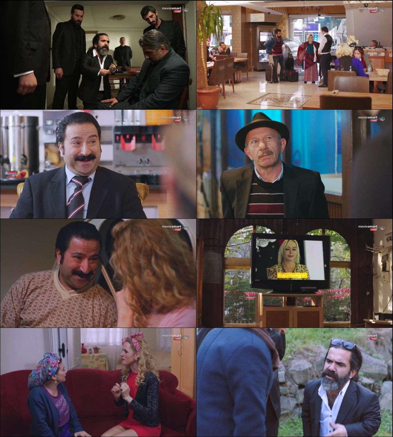 Temel ile Dursun Istanbul'da (2016) yerli film indir