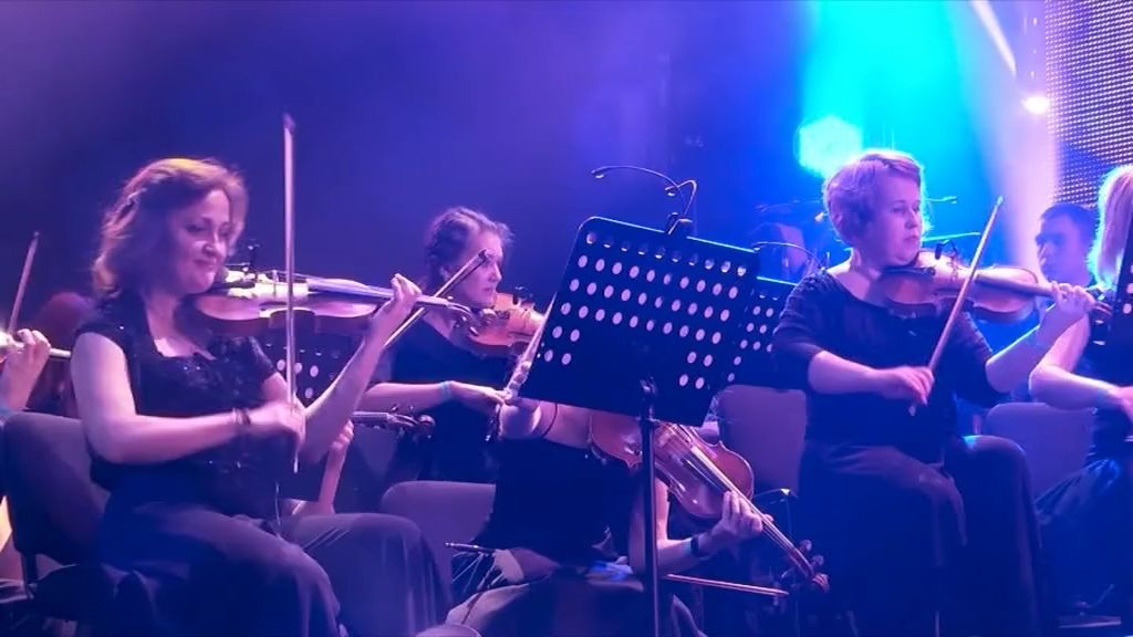 Ария - Классическая Ария (Stadium Live, Москва, 29 ноября 2015) | DVDRip