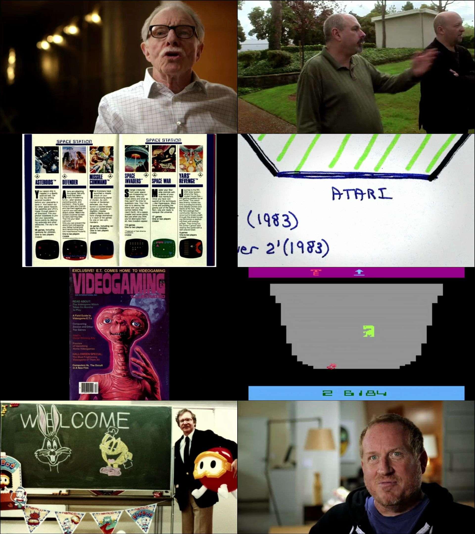 Atari: Game Over (2014) belgesel türkçe dublaj indir