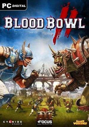 Blood Bowl 2 [v 2.1.22.26 + 3 DLC] | PC | Лицензия