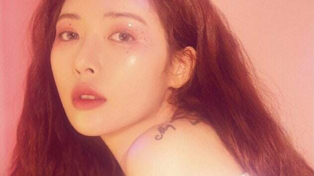 HyunA To Hold Comeback Stage At 2017 Melon Music Awards