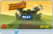 Worms 2: Armageddon 1.4.1 [Android]