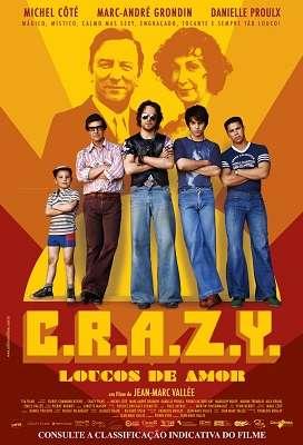 Братья C.R.A.Z.Y. | BDRip 1080p | P