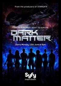 Тёмная материя [02 сезон: 01-13 серии из 13] | HDTVRip 720p | Coldfilm