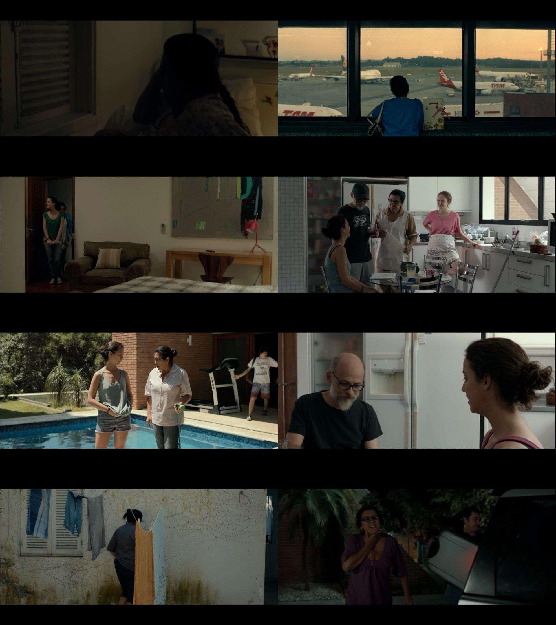 Annemle Geçen Yaz - Que Horas Ela Volta? (2015) türkçe dublaj film indir